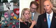 Floridas guvernör Rick Scott.  Mark Wallheiser / TT NYHETSBYRÅN