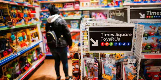 toys r us öppna butiker