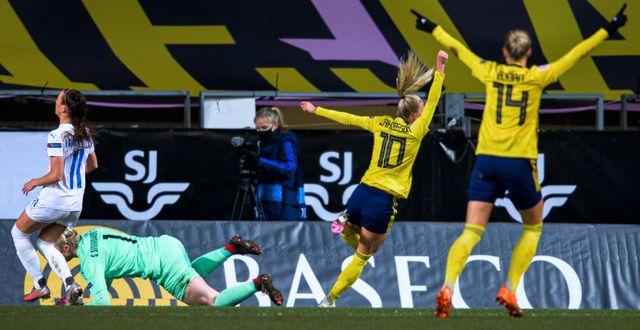 Sofia Jakobsson MATHIAS BERGELD / BILDBYRÅN
