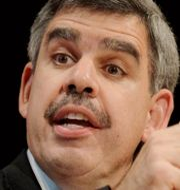 Mohamed El-Erian. Kathy Willens / TT / NTB Scanpix