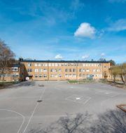 Sundbyskolan. Pressfoto: Veidekke/Ingemar Edfalk
