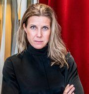 Charlotta Faxén, förvaltare på Lannebo Fonder.  Tomas Oneborg/SvD/TT / TT NYHETSBYRÅN
