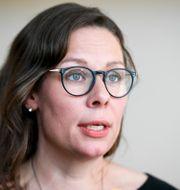 Maria Malmer Stenergard. Moderaternas migrationspolitiska talesperson. Ali Lorestani/TT / TT NYHETSBYRÅN