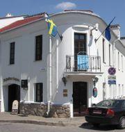 Sveriges ambassad i Minsk. Håkan Henriksson/Wikimedia