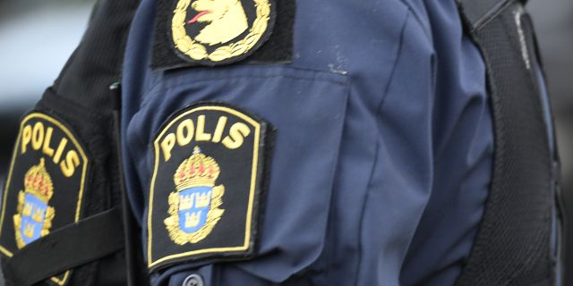 Polisutbildningen i Malmö  Maja Suslin/TT / TT Nyhetsbyrån