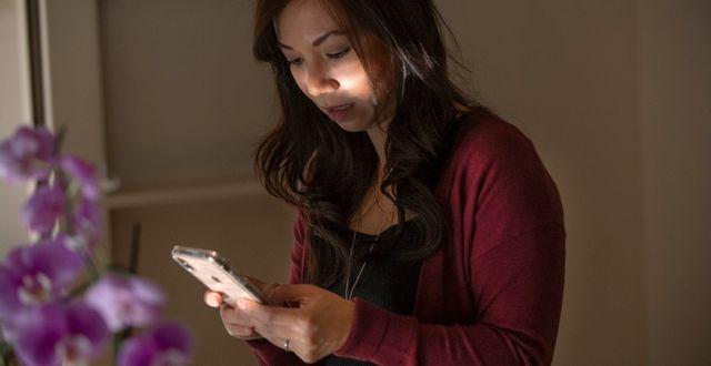 Illustrationsbild. Sinch är en storspelare inom messaging, exempelvis företags-sms. Randall Benton / TT NYHETSBYRÅN