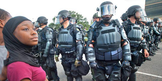 Polisen vi var beredda att skjuta 3