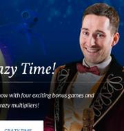 Evolution Gamings hemsida