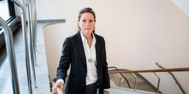 Louise Brown  Christine Olsson/TT / TT NYHETSBYRÅN