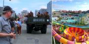 Nordkorea satsar på en ny turistboom och vill att tio gånger fler besökare kommer dit nästa år. Youtube