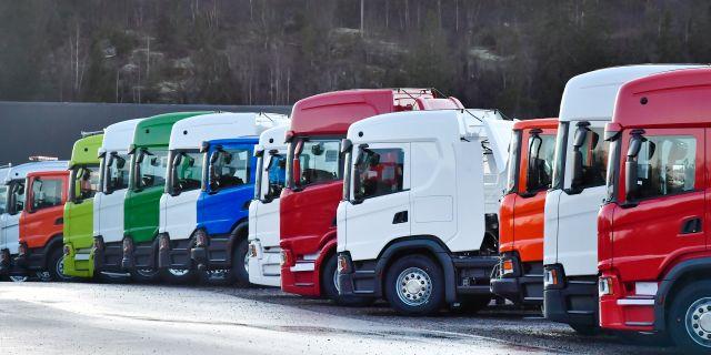 Arkivbild: Scania i Södertälje Jonas Ekströmer/TT / TT NYHETSBYRÅN