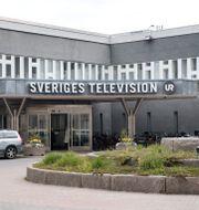 Arkivbild, SVT-huset.  Jessica Gow/TT / TT NYHETSBYRÅN