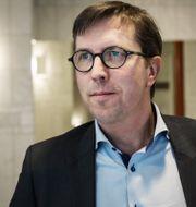 Vd Marcus Strömberg.  Anders Ahlgren/SvD/TT / TT NYHETSBYRÅN