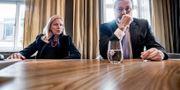 Cristina Stenbeck och Tom Boardman. Magnus Hjalmarson Neideman/SvD/TT / TT NYHETSBYRÅN