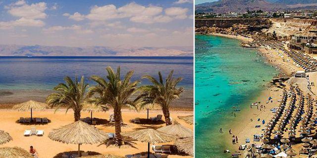 Hundratals kilometer kust längs Saudiarabiens kust håller på att förvandlas till en global sol- och baddestination. Wikicommons