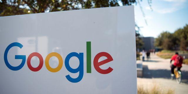 Arkivbild: Googles anläggning i Menlo Park, Kalifornien. JOSH EDELSON / TT NYHETSBYRÅN
