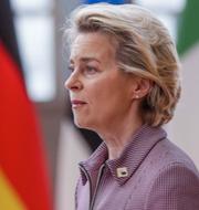 Storbritanniens chefsförhandlare David Frost och EU-kommissionens ordförande Ursula von der Leyen.