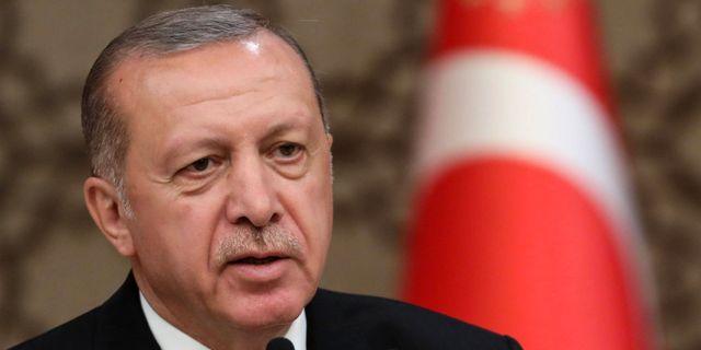 President Erdogan. ADEM ALTAN / AFP