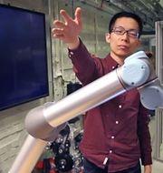Forskaren Hongyi Liu. Hongyi Liu.