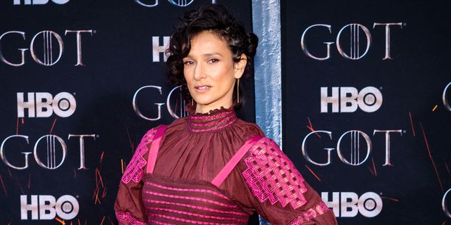 ​Indira Varma under premiären av säsong 8 av Game of Thrones. Arkivbild. Wikipedia.