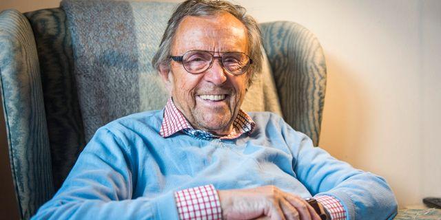 Arne Weise. Arkivbild. NORA LOREK / TT / TT NYHETSBYRÅN