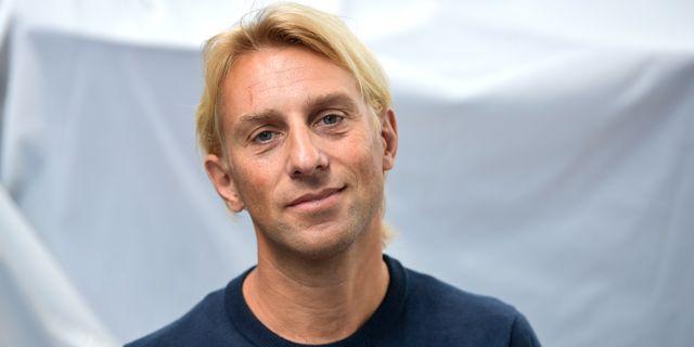Psykiatern och författaren Anders Hansen. Anders Wiklund/TT / TT NYHETSBYRÅN