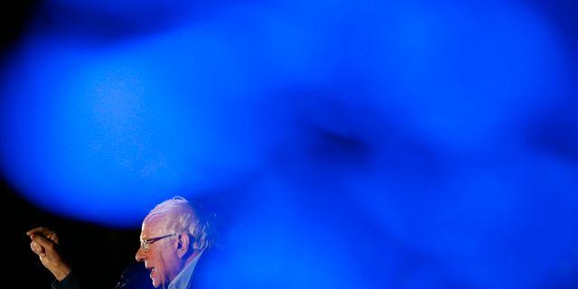 Bernie Sanders.  Patrick Semansky / TT NYHETSBYRÅN