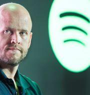 Daniel Ek. Lars Pehrson/SvD/TT / TT NYHETSBYRÅN