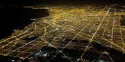 Illustrationsbild: Flygbild över Chicago.  Kiichiro Sato/ ASSOCIATED PRESS / TT / TT NYHETSBYRÅN/ NTB Scanpix