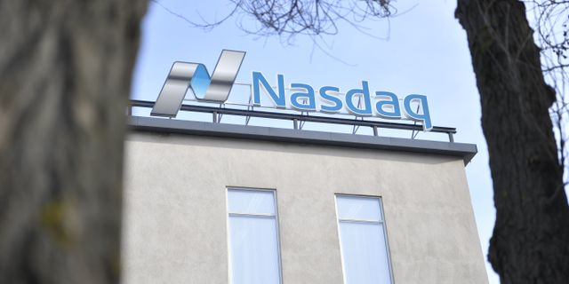 Stockholmsbörsen. Erik Simander / TT / TT NYHETSBYRÅN