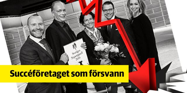 Jesper Frisk/Dagens industri + Mostphotos