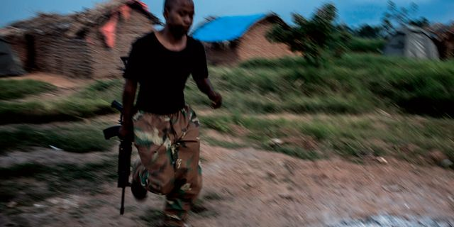 Fler fn soldater i kongo kinshasa