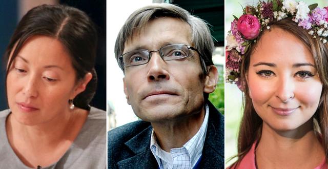 Arkivbilder: Tove Lifvendahl, Per Svensson, Alice Teodorescu TT
