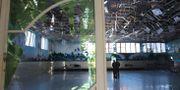 Lokalen där bröllopsfesten hölls. Rafiq Maqbool / TT NYHETSBYRÅN/ NTB Scanpix