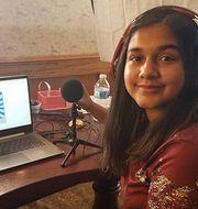 15-åriga Gitanjali Rao, kommande gäst i The Oracle, har blivit utsedd till Kid of the year av Times.