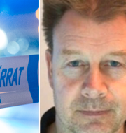 Mikael Petersson. TT/Polisen