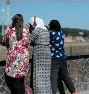 Arkivbild: Ungdomar i Stockholm Henrik Montgomery / TT / TT NYHETSBYRÅN