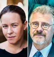 Lars Calmfors, Cecilia Malmström, Maria Wetterstrand och Klas Eklund (ordförande) är fyra av medlemmarna i Omstartskommissionen som tillsatts av Stockholms handelskammare. TT
