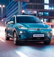 Hyundai  Kona Electric Hyundai (pressbild)