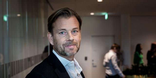 Michael Wolf. Anders Ahlgren/SvD/TT / TT NYHETSBYRÅN