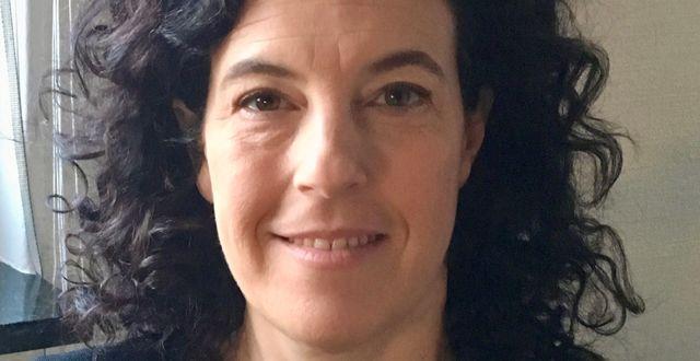 Psykologen Liv Svirsky, en av experterna i podden Barnpsykologerna.