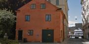 Huset på Blasieholmen. Google Maps