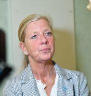 Kristina Axén Olin. Henrik Montgomery/TT / TT NYHETSBYRÅN