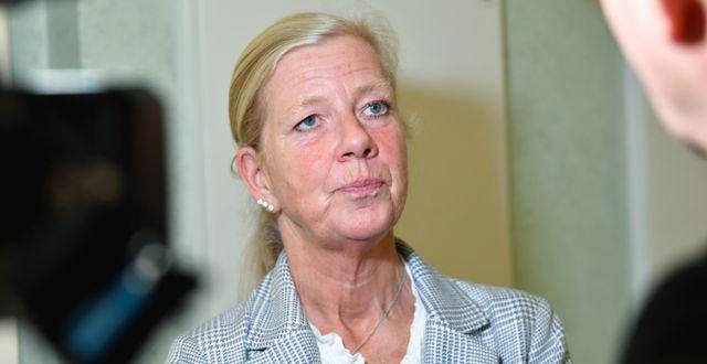 Axén Olin pudlar efter mejl med kritik till rektor