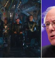 Avengers/Bernie Sanders. TT