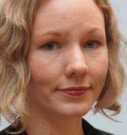 Malin Hasselblad Wennström. Pressbild. Riksgälden