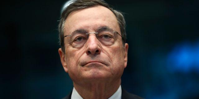 Mario Draghi. Francisco Seco / TT NYHETSBYRÅN