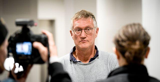 Anders Tegnell. Amir Nabizadeh/TT / TT NYHETSBYRÅN