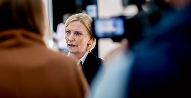 Beatrice Rämsell. Adam Ihse/TT / TT NYHETSBYRÅN