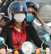 Phnom Penh, Kambodja. Heng Sinith / TT NYHETSBYRÅN